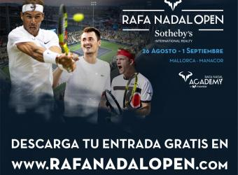Rafa Nadal Open by Sotheby´s International Realty