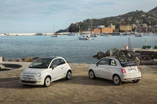 A pesar del descenso generalizado, Fiat se mantiene al alza.