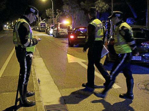 La Policía Local de Palma sancionó duramente al infractor.