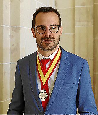 El alcalde de Maó, Héctor Pons.