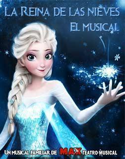 'La Reina de las Nieves' en Auditórium de Palma