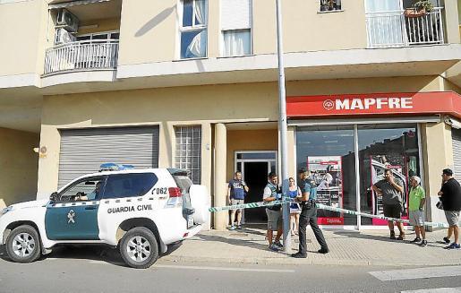 Los hechos ocurrieron en un domicilio situado en la calle Albufera de sa Pobla.