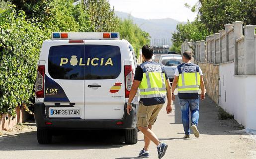 El arresto de la pareja fue practicado por agentes del Cuerpo Nacional de Policía el pasado lunes.