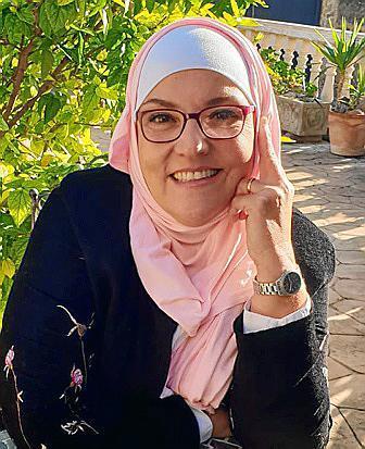 Esther Illas, de 'La Iniciativa'.