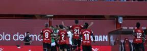 El Real Mallorca se estrena en Primera con una victoria ante el Eibar