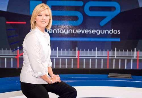 La periodista María Casado.