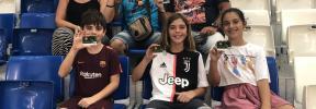La afición del Palma Futsal responde a la campaña de socios