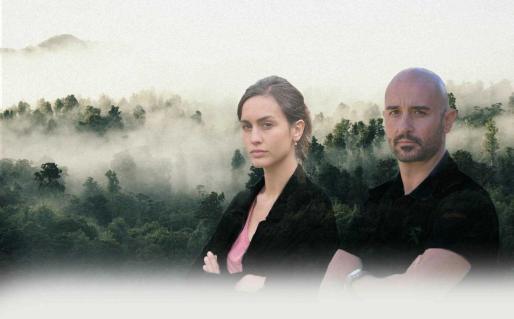 Los principales protagonistas de la serie 'La caza' de La 1.
