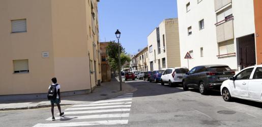 El apuñalamiento tuvo lugar en el barrio de La Soledat de Palma.