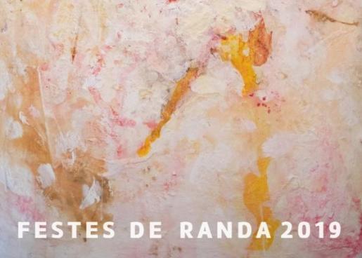 El cartel de esta edición es una pintura que ilustra la fuerza espiritual de la montaña luliana.