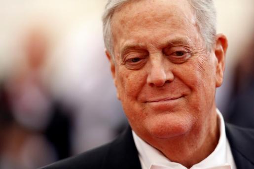Koch era un empresario estadounidense y un gran donante republicano.
