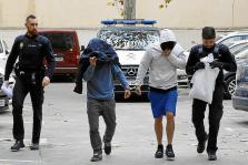 Dos detenidos de la banda de atracadores a taxistas