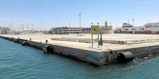 Astilleros Mallorca se desplazará al final del Moll Vell, donde instalará todos sus servicios e infraestructuras de mantenimiento y reparación de yates y buques.