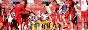 El Real Mallorca quiere enlazar otra alegría