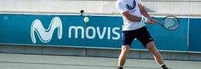 Andy Murray engrasa la maquinaria en Manacor