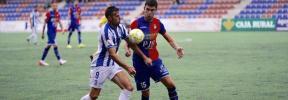 Villapalos endulza el estreno del Atlético Baleares en Langreo