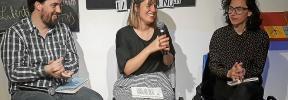Almudena Sánchez: «Es un libro-lluvia: no es que venda a toda velocidad, pero la 'gotera' no se acaba»