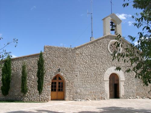 Imagen del exterior de los salones Santa Magdalena.