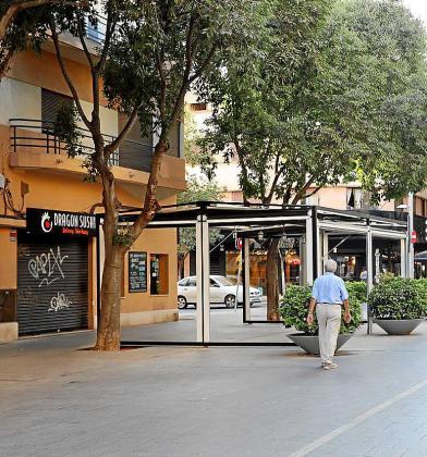 El restaurante ha sido clausurado como medida preventiva por Salut.