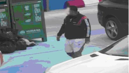 Dos miembros de la 'banda del Rolex' en un un asalto en el Port d'Andratx.