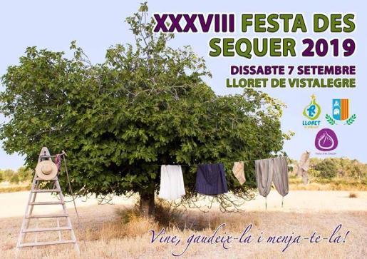 XXXVIII Festa des Sequer 2019.