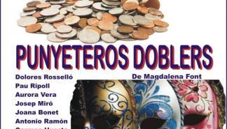 'Punyeteros doblers', de Brots de Tardor Teatre, en el Catalina Valls