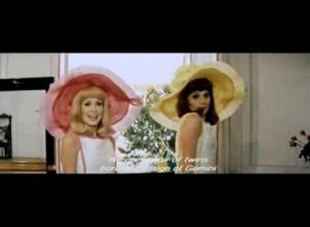 Les Demoiselles de Rochefort (1967) - Jacques Demy (trailer)