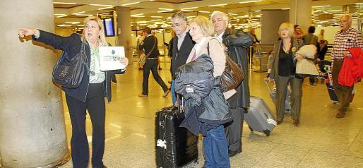 Los turistas del Imserso llegaban a las Islas a mediados de octubre, circunstancia que no sucederá este año.