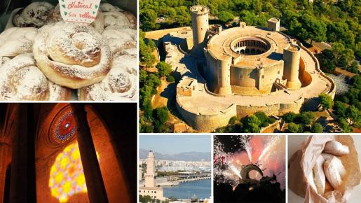 Palma se erige como una de las ciudades con más encanto del Mediterráneo.