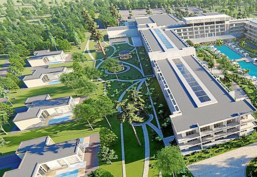 Meliá ha sido la primera cadena hotelera española y balear en desembarcar en Albania, donde en los dos próximos años gestionará dos complejos vacacionales en las zonas de Durres y Tirana.