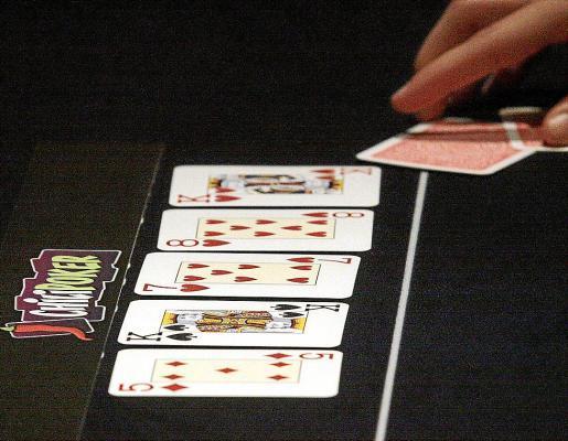 El recurso lo presentó un jugador profesional de póker sin otra actividad económica.
