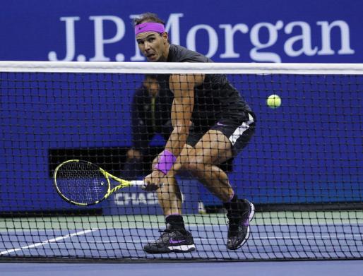 Rafael Nadal disputará este domingo su quinta final del US Open.