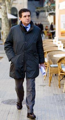 El ex ministro de Medio Ambiente y ex presidente del Gobierno Balear Jaume Matas.