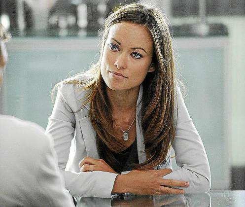 Olivia abandonó la serie a principios de la octava temporada.