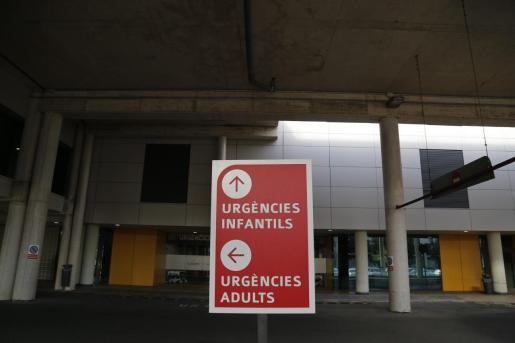 El hombre ha sido trasladado al hospital de Son Espases.