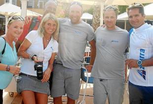 Puerto Portals acoge el campeonato del mundo de TP52