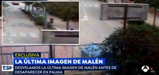 Espejo Público ha emitido las última imágenes de la joven desparecida en Mallorca.