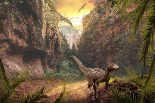 Segun el estudio los dinosaurios «se achicharraron y luego se congelaron», aunque «no todos murieron el día del impacto».