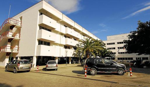 Imagen de la residencia de La Bonanova, donde se produjeron los hechos el 28 de agosto.