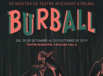 La XV Muestra de Teatro Aficionado de Palma recala en el Teatre Catalina Valls
