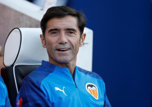 Marcelino Garcia cesado como entrenador del Valencia CF.