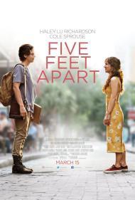 Cartel de la película 'A dos metros de tí'