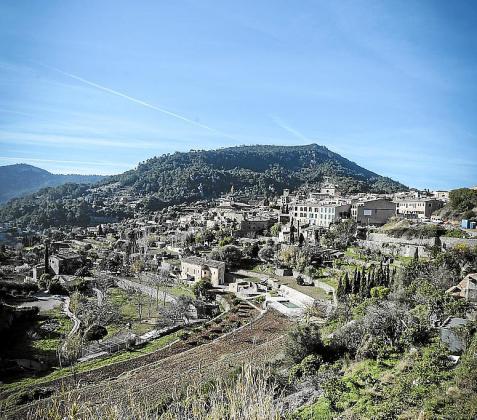 Valldemossa es el municipio con la renta media por persona más alta.