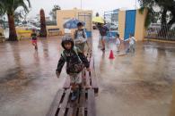 Fotogalería del temporal de este jueves en las Pitiusas