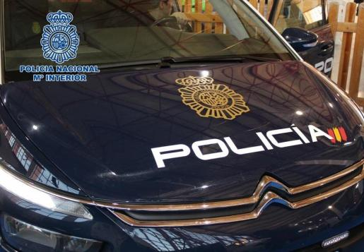 La Policía Nacional detuvo a la mujer.
