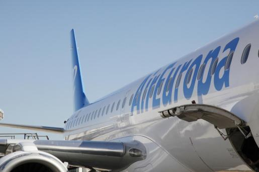 Avión de Air Europa .