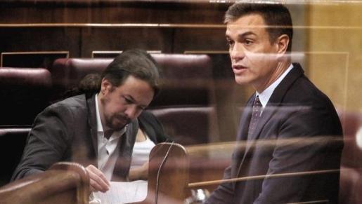 Pablo Iglesias pedirá a Felipe VI que ejerza su papel de «mediación y arbitraje».