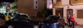 Caos en Málaga tras una fuerte riada