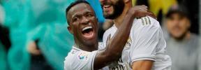 El Real Madrid se gusta ante el Levante