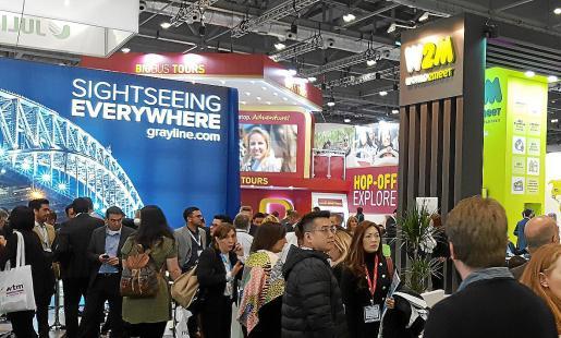 Los empresarios de las Islas están diversificando al máximo todos sus canales de ventas y comercialización en los mercados emisores, para así no depender de los criterios empresariales que les marcan los touroperadores del Reino Unido y Alemania, principalmente.